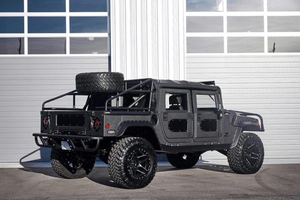 MIL-SPEC Automotive Launches Custom, Luxurious $218K H1 Hummer - Crazy or Awesome?