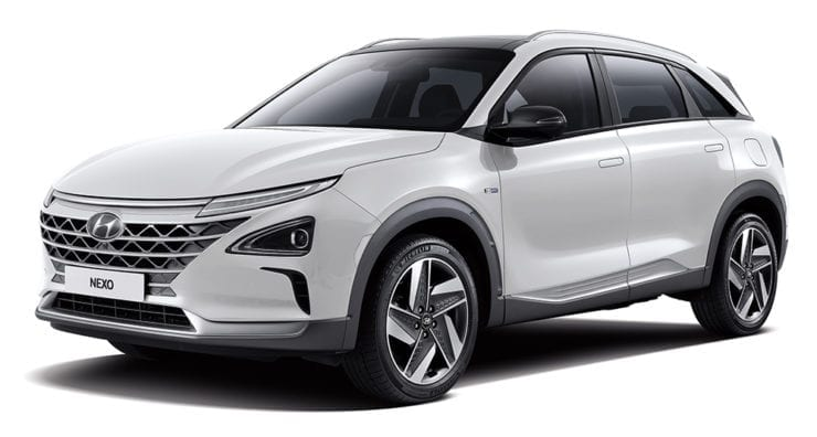 Hyundai, Audi Announce Fuel Cell Agreement - New VW FCEV SUV Coming?