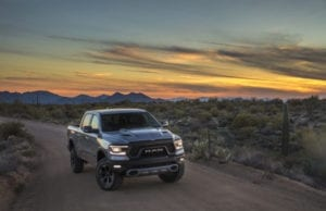 Review: 2019 Ram Rebel 1500 Tears Up the Dirt, Looks Good Doing It