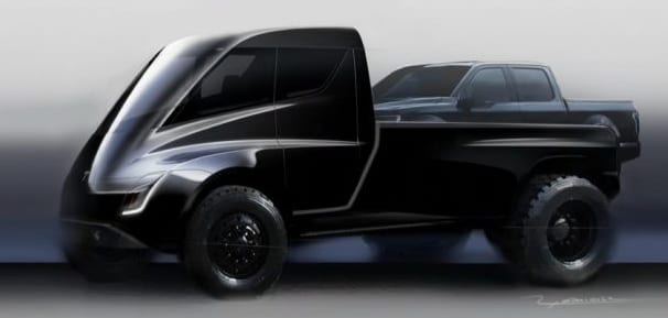Tesla Will Build 'Andre the Giant' Sized Pickup - Elon Musk Tweetstorm Riles Up Fans