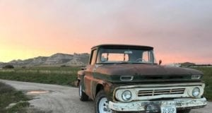 200 Miles To Denver In A 1962 Chevy C10