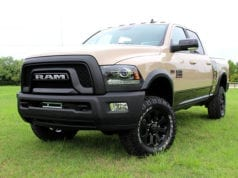 2018 Ram Power Wagon Mojave Sand Limited Edition Unveiled