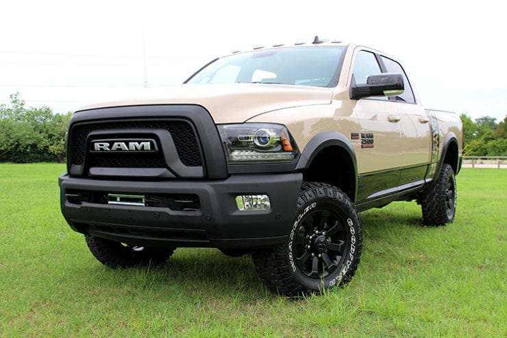 2018 Ram Power Wagon >> 2018 Ram Power Wagon Mojave Sand Limited Edition Unveiled
