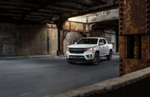New 2019 Chevrolet Colorado Z71 Trail Runner, RST Celebrate 4 Years of Re-Emergence