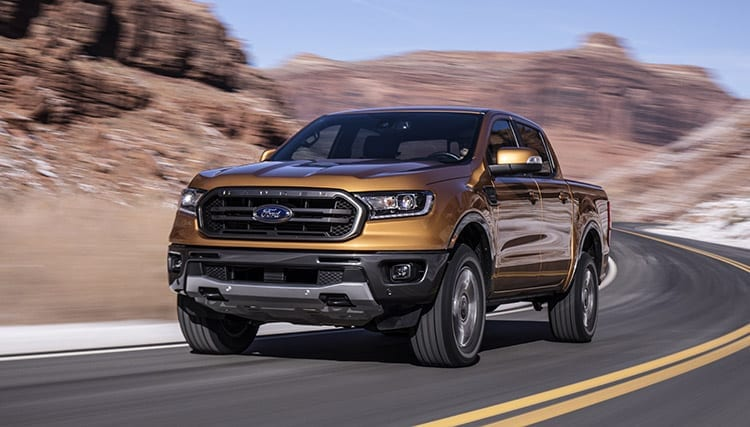 2019 Ford Ranger Official MPG Numbers Revealed