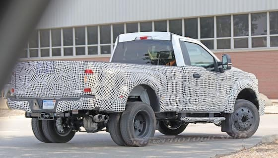 2020 Ford Super Duty 5 Things You Need To Know Pickup Truck Suv