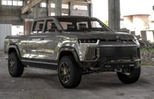 Atlis XT electric pickup truck concept