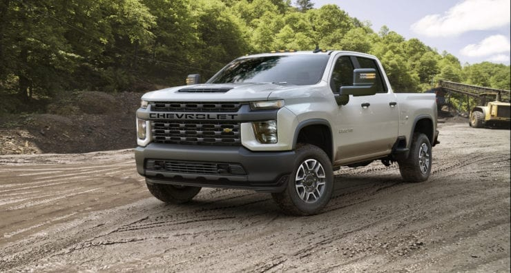2020 Chevrolet Hd 2500 3500 Trucks Revealed Pickup Truck