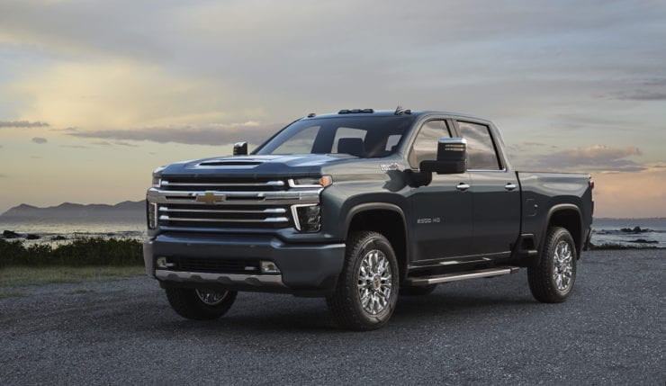 2020 Chevrolet Hd 2500 3500 Trucks Revealed Pickup Truck Suv Talk