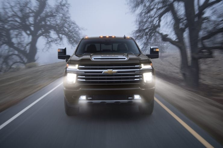 Chevrolet Announces 2020 Silverado HD Lineup Pricing ...