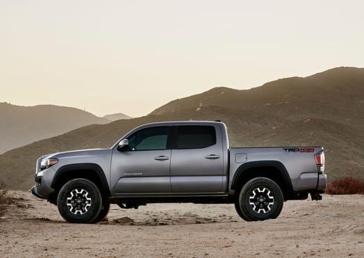 2020 Toyota Tacoma Upgraded With New Wheels Seat Grilles Tech