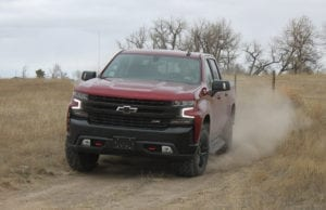 Review: 2019 Chevy Silverado Trail Boss - Getting Dirty in Wyoming