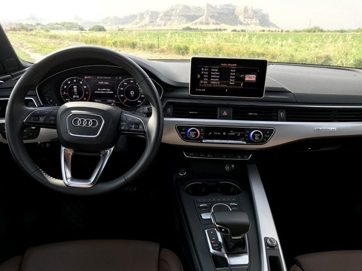 Review: 2018 Audi A4 Allroad 2.0T