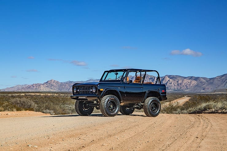 1969 Ford Bronco Supercharged, Restored by Velocity Restorations