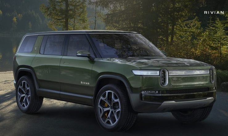 Rivian Announces $700M In Funding Lead By Amazon