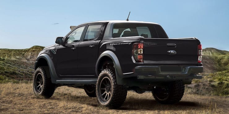 2019 Hennessey VelociRaptor Ford Ranger - SIX Second 0-60