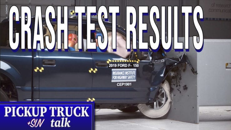 Iihs Safety Ratings >> 2019 Safest Pickup In U S Named Iihs Safety Rating