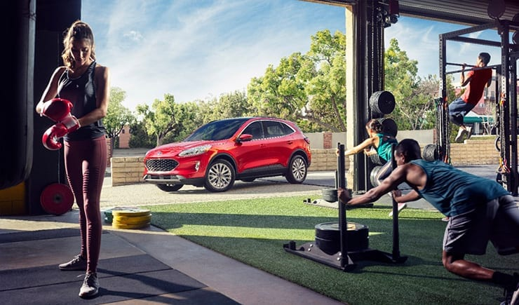 2020 Ford Escape Unveiled - New Hybrids, Style, Features - Pickup