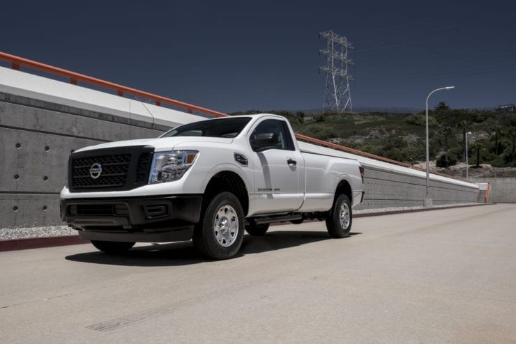 2020 Nissan Titan Changes Cummins Diesel Gone Plus
