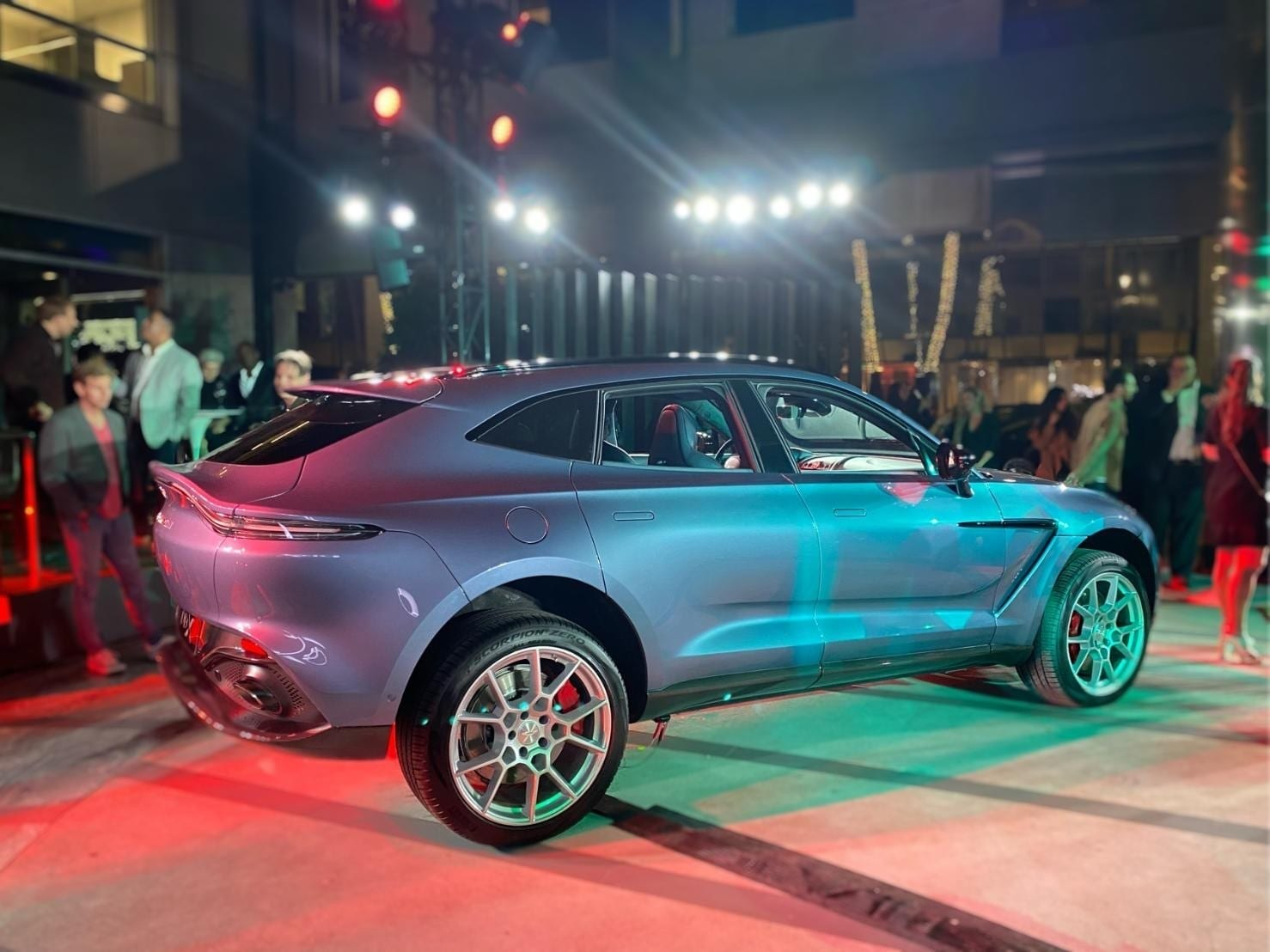 2020 Aston Martin Dbx Is A Home Run For Luxury Automaker