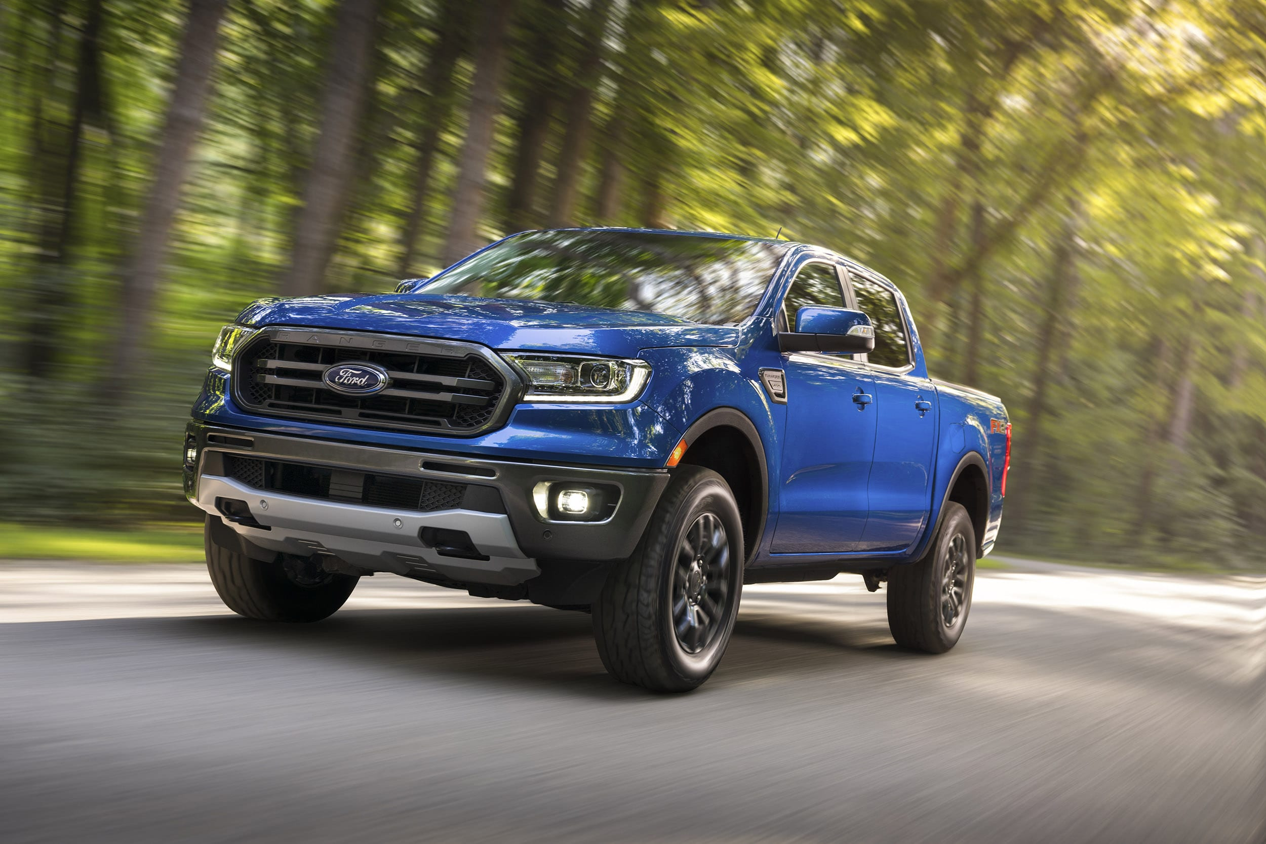 2020 Ford Ranger American Made Index
