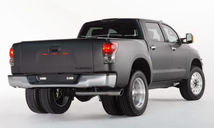 2007 Toyota Tundra Diesel Dually