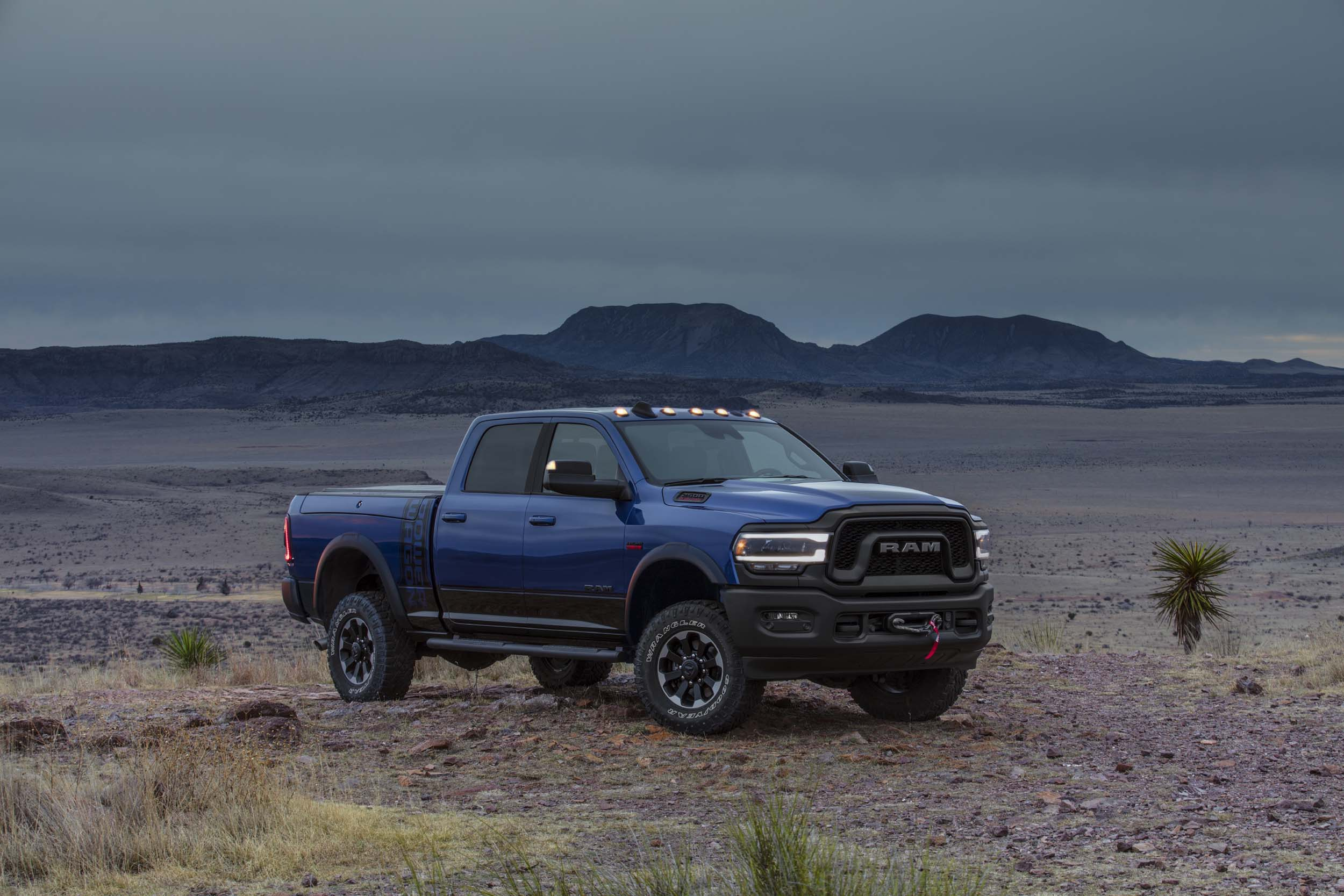 2020 Ram Power Wagon Crew Cab