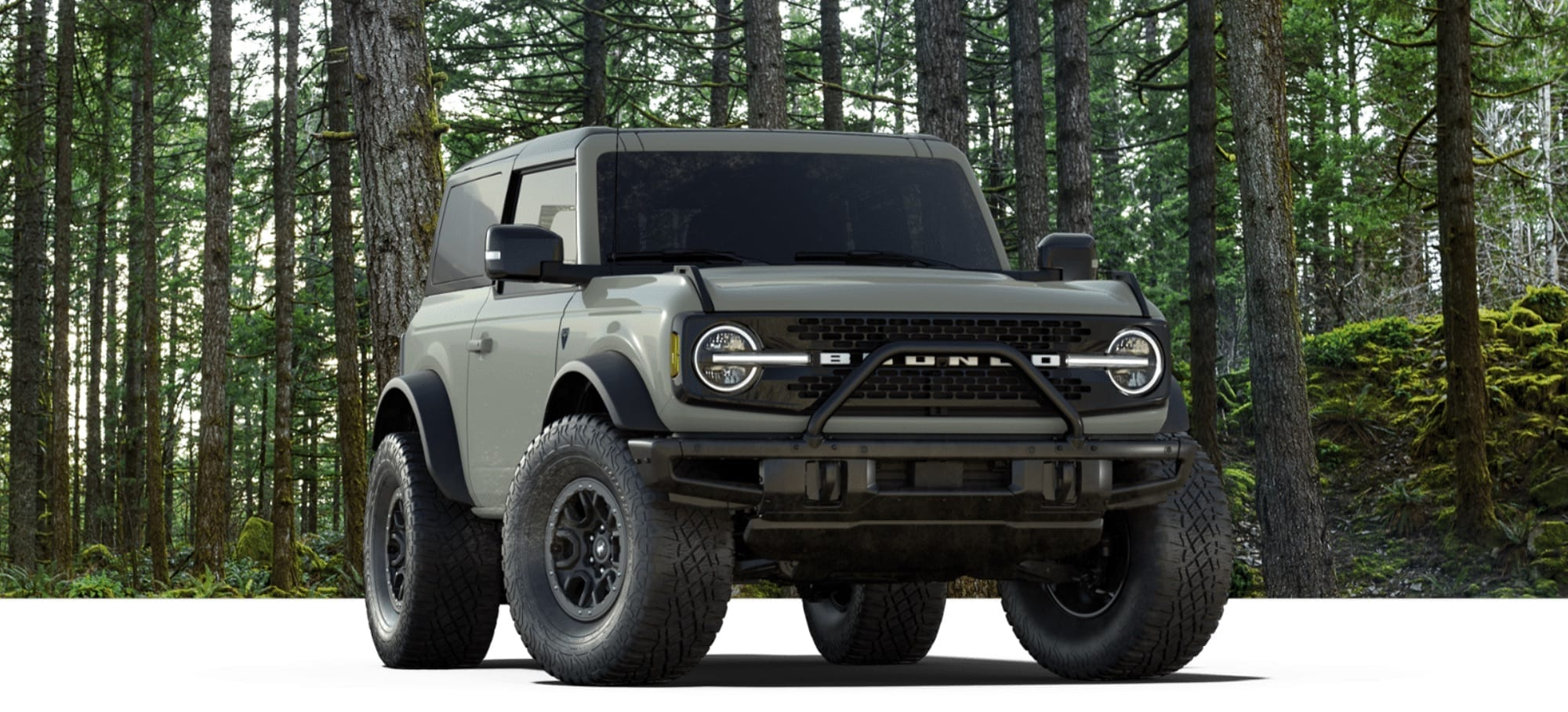 2021 Ford Bronco Final Edition