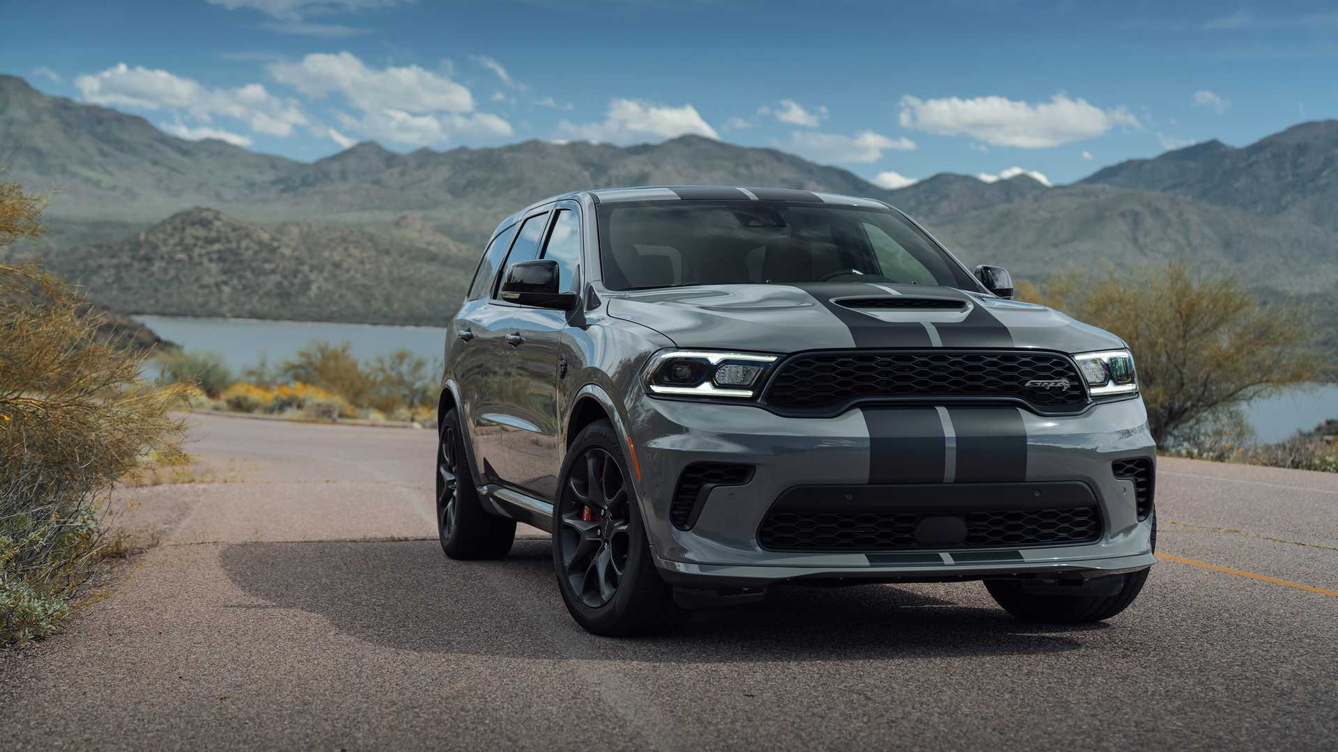 dodge doubles down on power with 2021 durango hellcat 710
