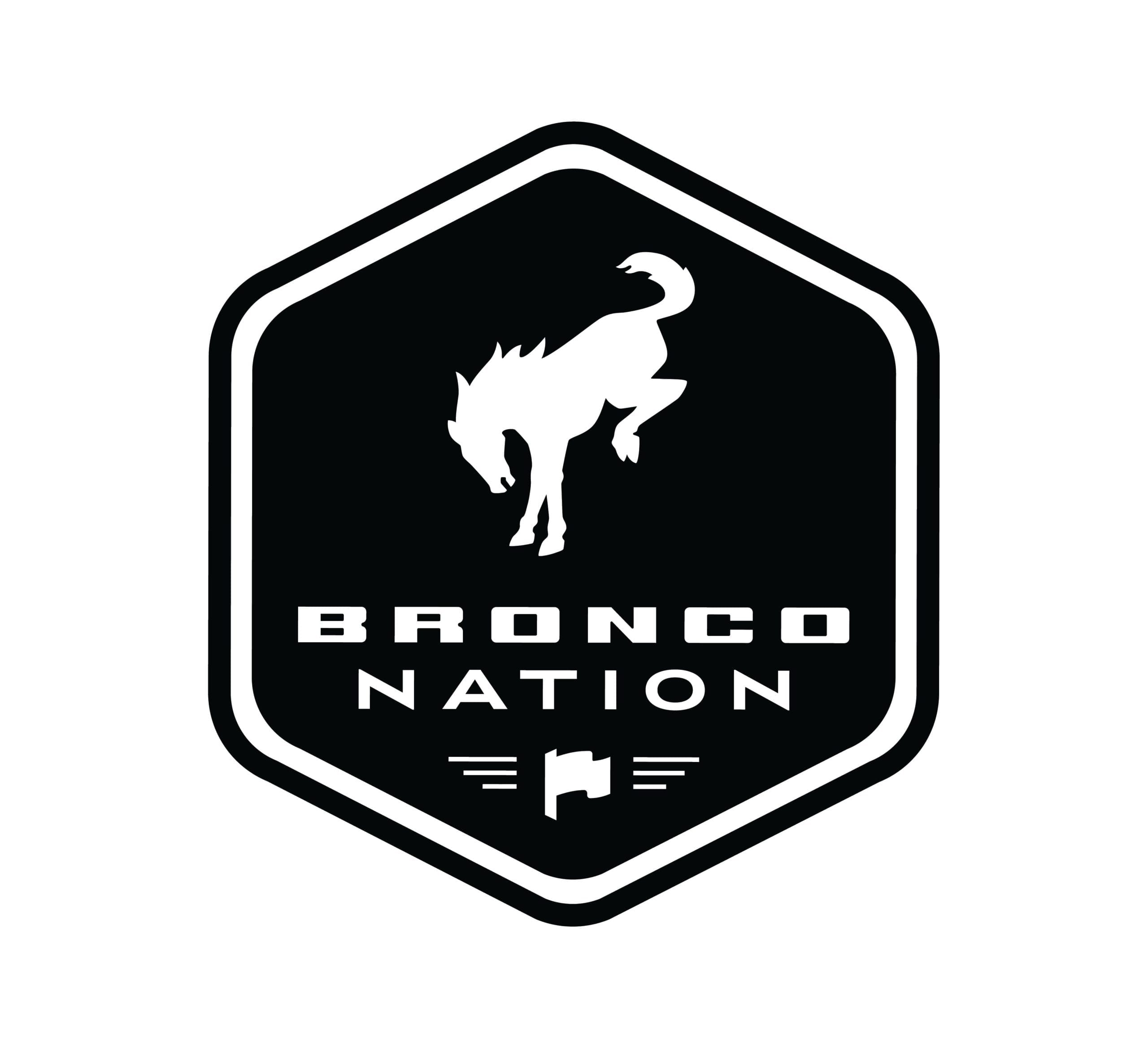 Bronco Nation Branding