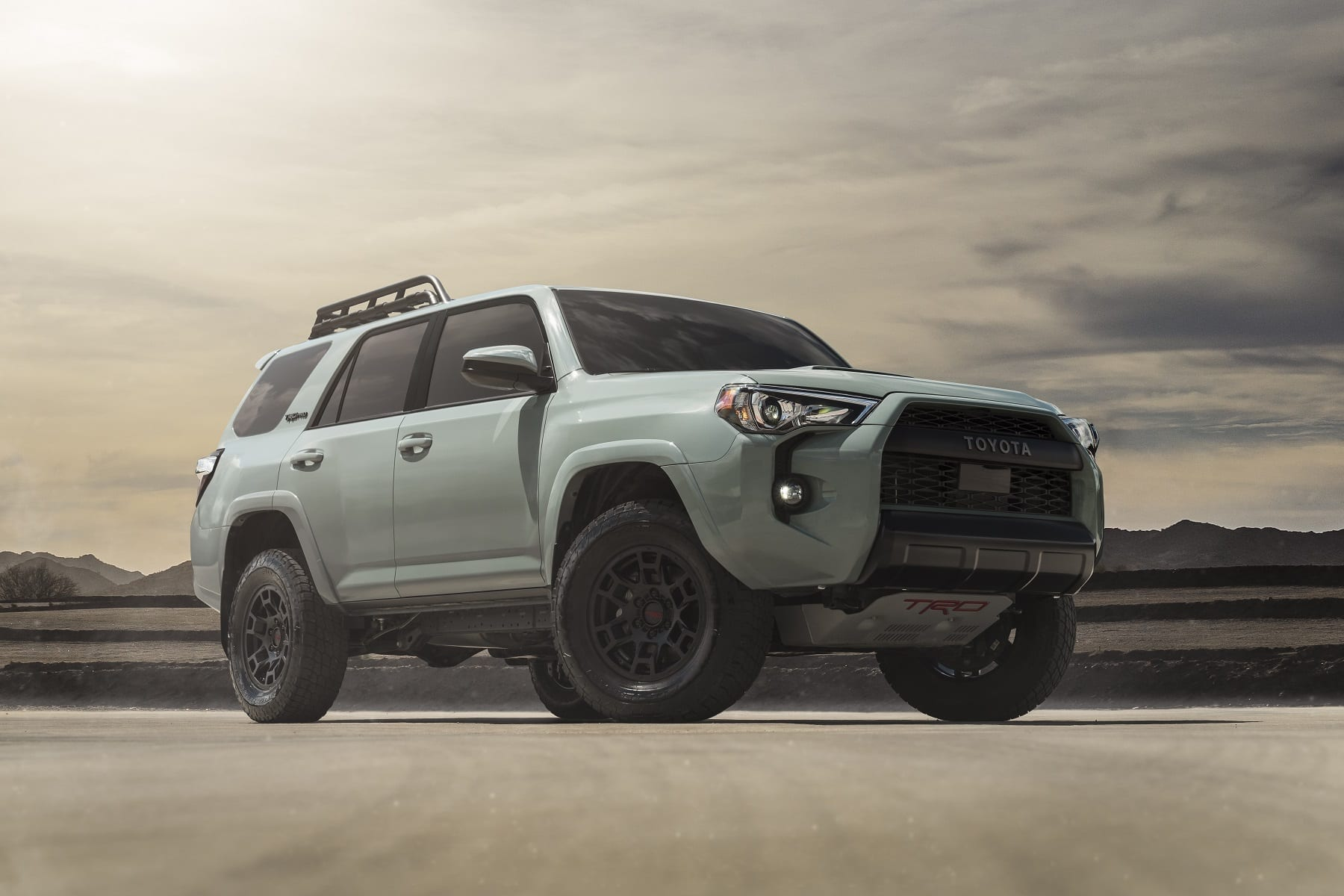 2021 toyota 4runner upgraded plus new toyota trd pro colors
