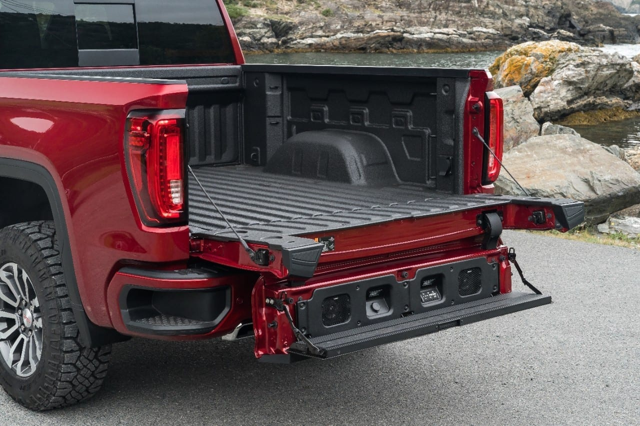 'MultiFlex' tailgate coming to Chevrolet according to new ...