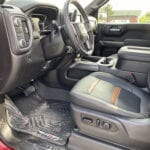 2020 GMC Sierra AT4 interior