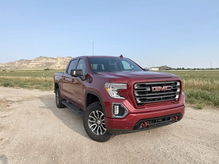 2020 GMC Sierra AT4 Duramax Review