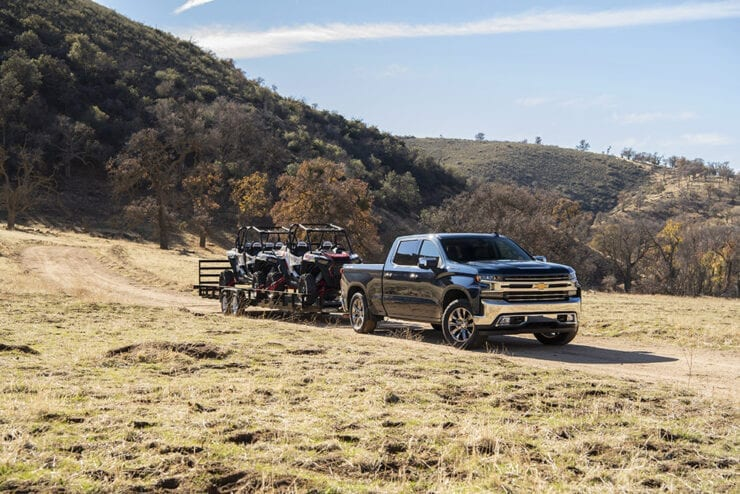 Worse MPG! 2021 Chevy Silverado Duramax diesel 4wd sees big drop