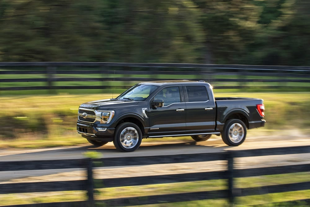 Big change for 2021 Ford F150 5.0L V8 engine and its not horsepower