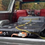 Chevy Previews Electric Vehicle eCrate with 1977 K5 Blazer Concept