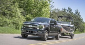 Ford F-150 GVWR package