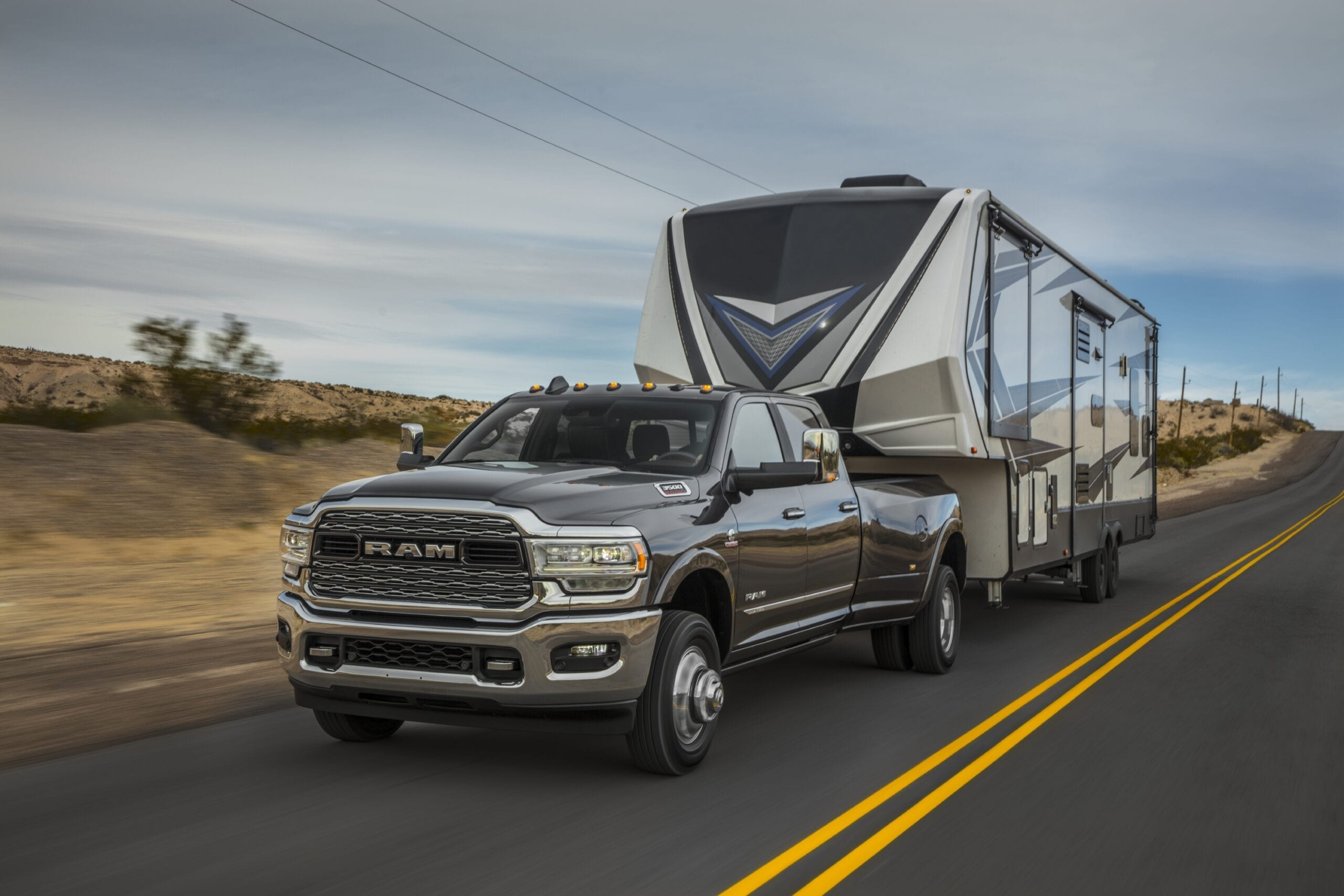 2021 Ram HD tow rating