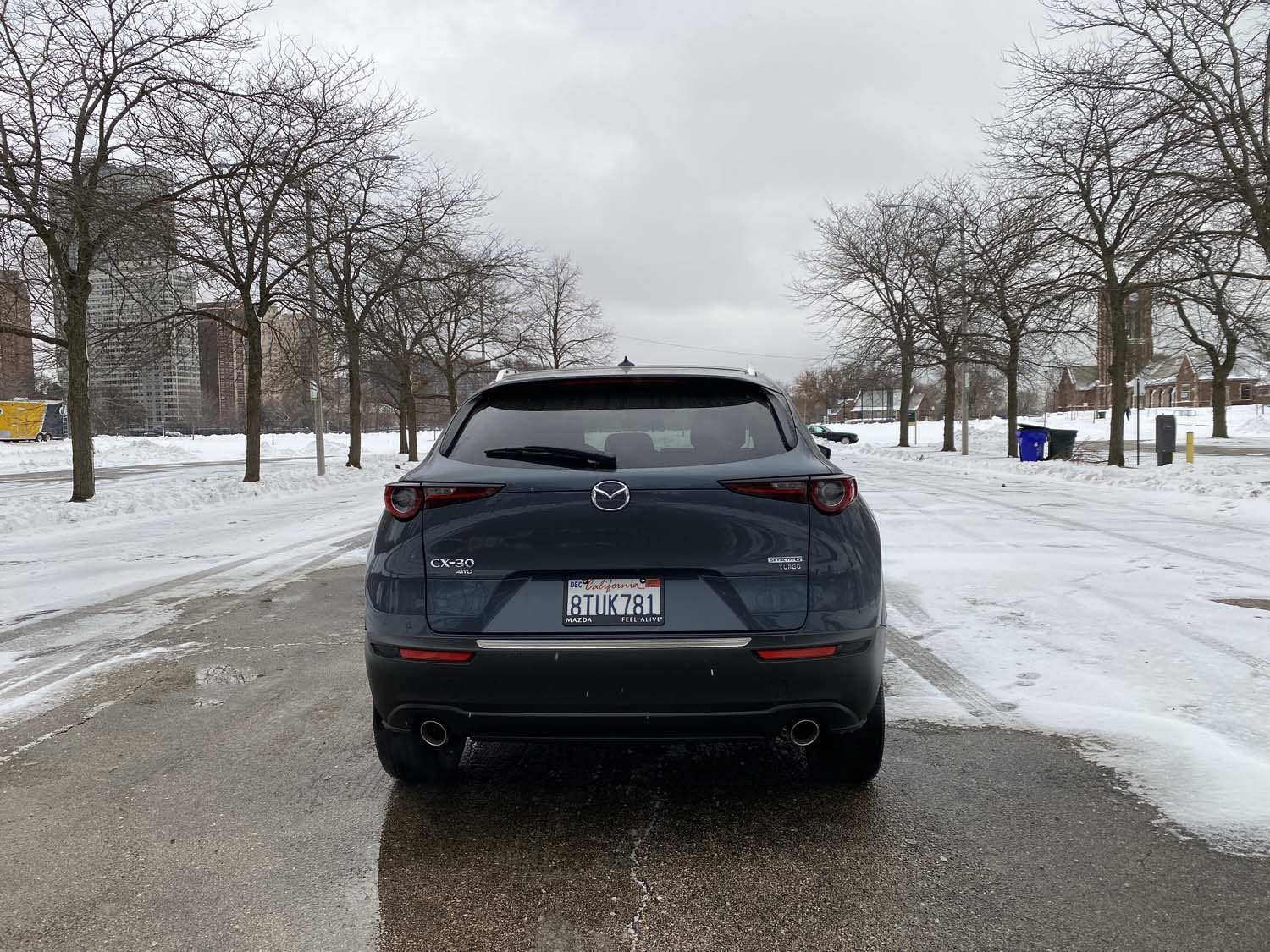 CX-30 2.5 Turbo