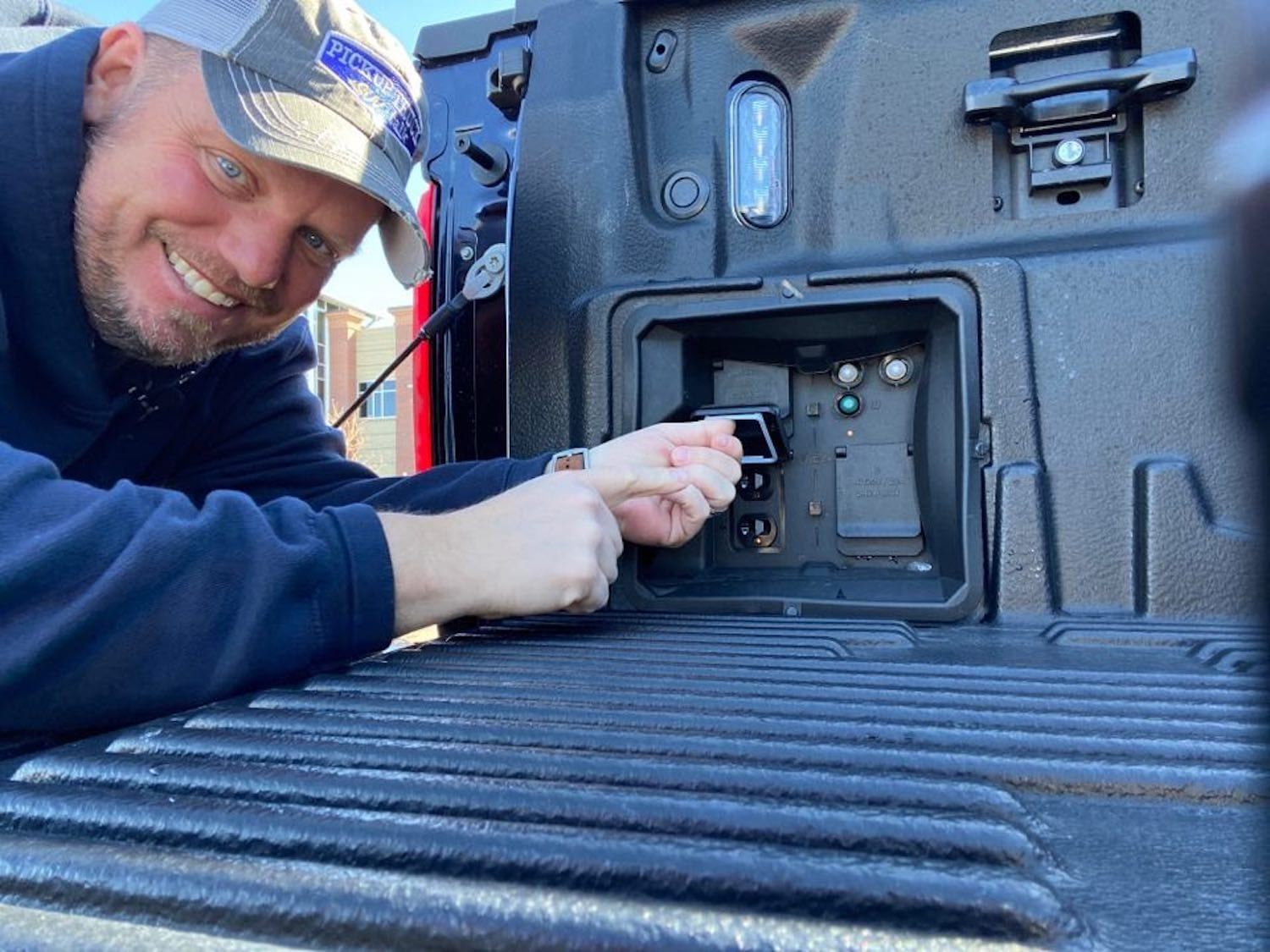 How to power your house with the 2021 Ford F-150 hybrid generator