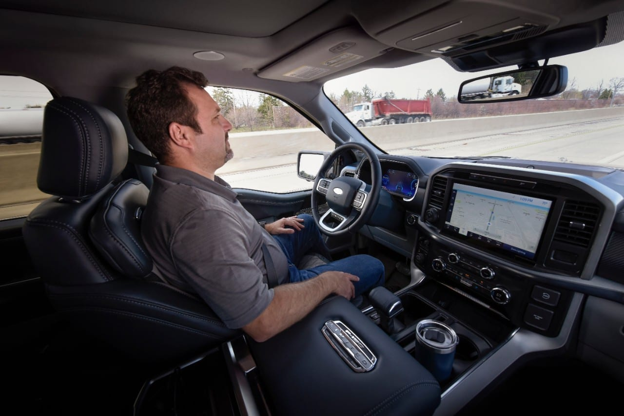 What is BlueCruise? Ford F-150 Hands Free Driving Explained