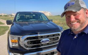 2021 Ford F-150 Powerboost sold