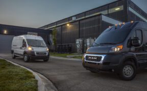 Ram Commercial ProMaster