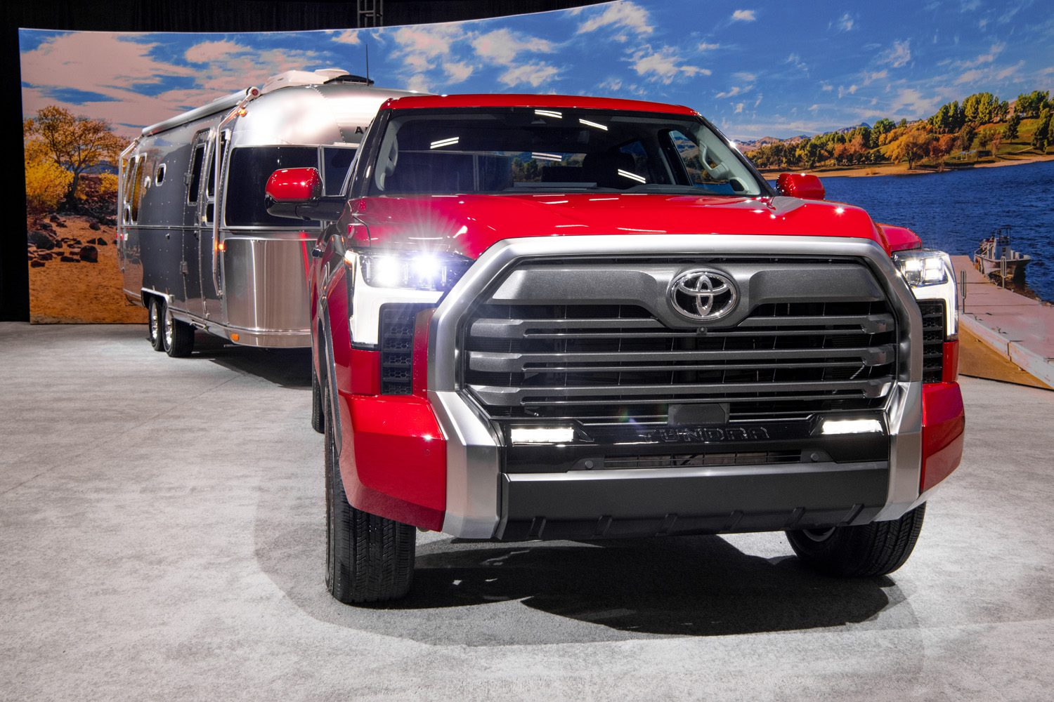 Limited Tundra Grille